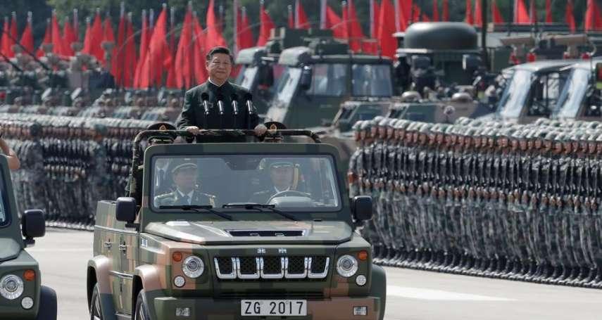 「台灣不可保有軍隊、需徹底去除中華民國體制!」台灣接受一國兩制會怎樣?中國學者說分明