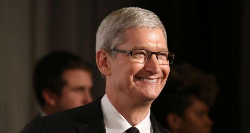 「感謝中國為蘋果打開了大門!」發表會前夕,庫克公開力挺中國市場