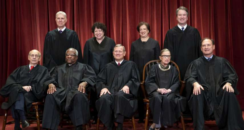 解析》川普將提金斯堡繼任人選 「她」可能成為美國史上第5位女性大法官