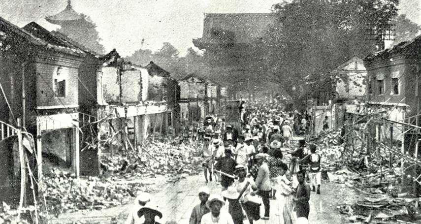 9萬人遭火災旋風活活燒死!日舉國暴動虐殺6千朝鮮人…課本沒提的世紀災難「關東大地震」