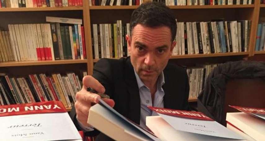 白目言論挨批》法國50歲男作家稱「無法愛上年過半百的女人」:因為太老了……無法入眼!