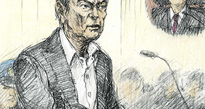 「20年來對日產盡心盡力,我無罪」日產汽車前董座戈恩出庭喊冤,10分鐘自述力陳清白