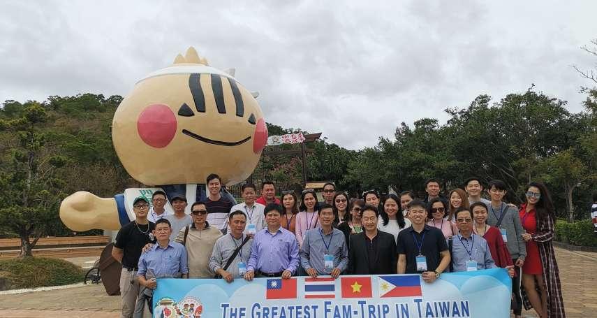 拓展東南亞客源 越南、泰國踩線團體驗屏東觀光