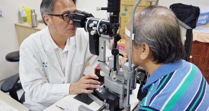 低熱能保護眼角膜 飛秒雷射清「白」好選項