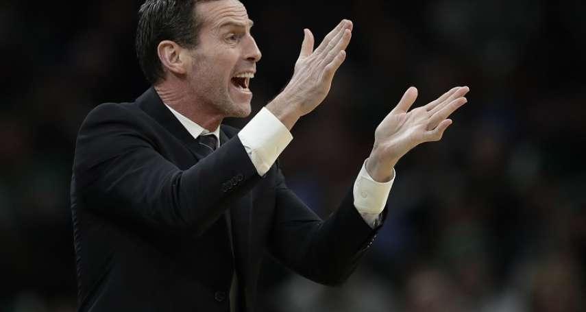 NBA》籃網陣容脫胎換骨 亞特金森用真誠態度迎接所有挑戰