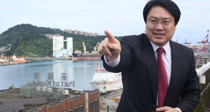 新新聞》代理黨主席功德圓滿,台灣頭市長林右昌邁向全國