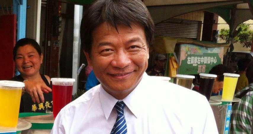 洪耀福邀任蔡英文台南後援會長 郭信良:會好好考慮