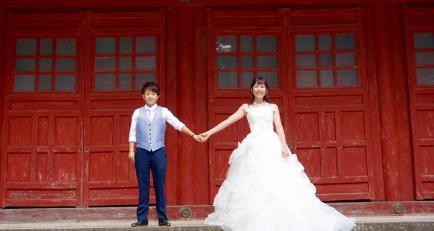 跑遍25個同婚合法國拍婚紗,日同性伴侶也要來台灣!恩愛閃照PO網,背後動機超溫暖…