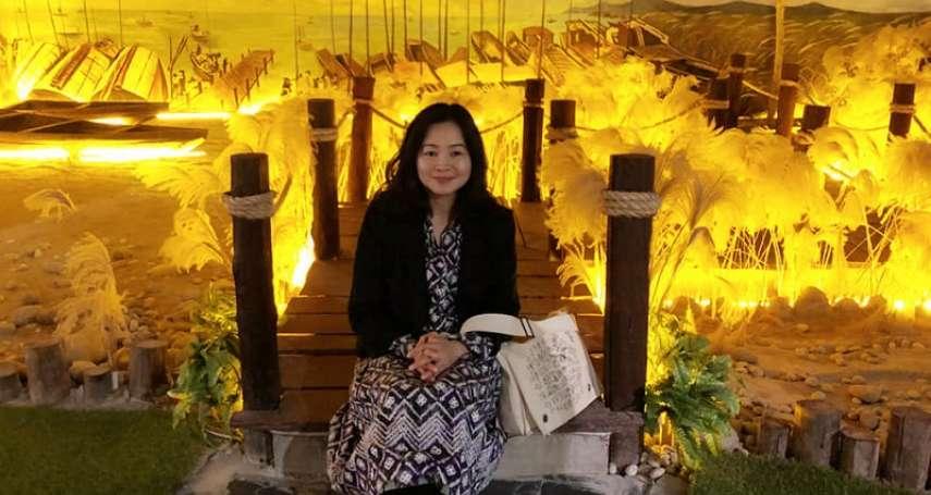 女子寫詩,浪漫之外要膽大 —專訪詩人顏艾琳