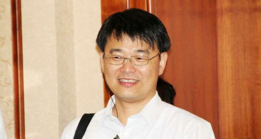 出任民進黨副秘書長 正國會郭昆文呼應蘇貞昌新內閣:黨部也要「接地氣」