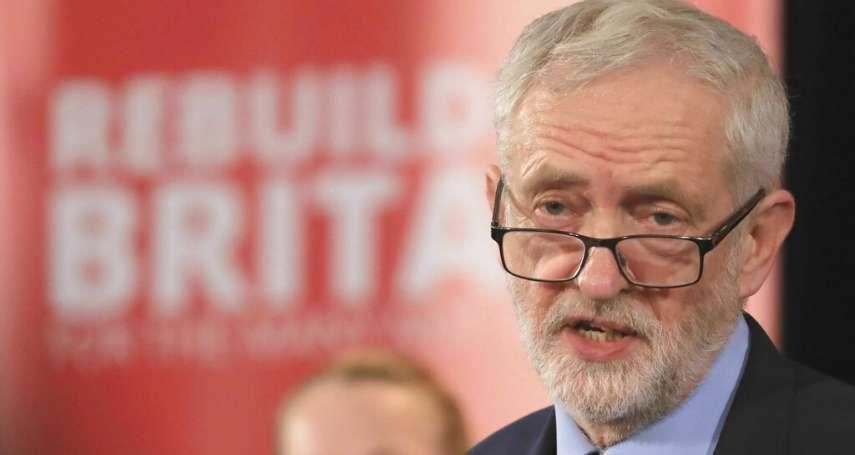 英國脫歐歹戲拖棚》二次公投聲勢高漲,工黨內部分裂 柯賓面臨雙面夾擊