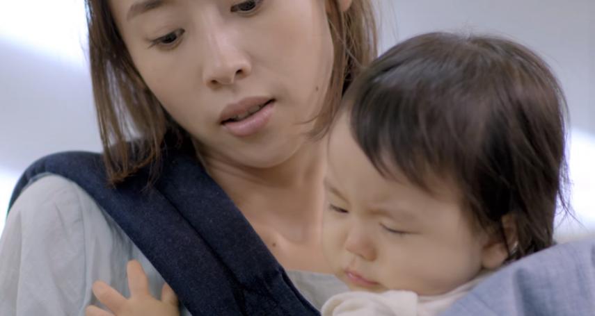 妳只是太累,並不是不會當媽媽!心理師一席話點醒困在社會「好媽媽」期待下的挫折母親