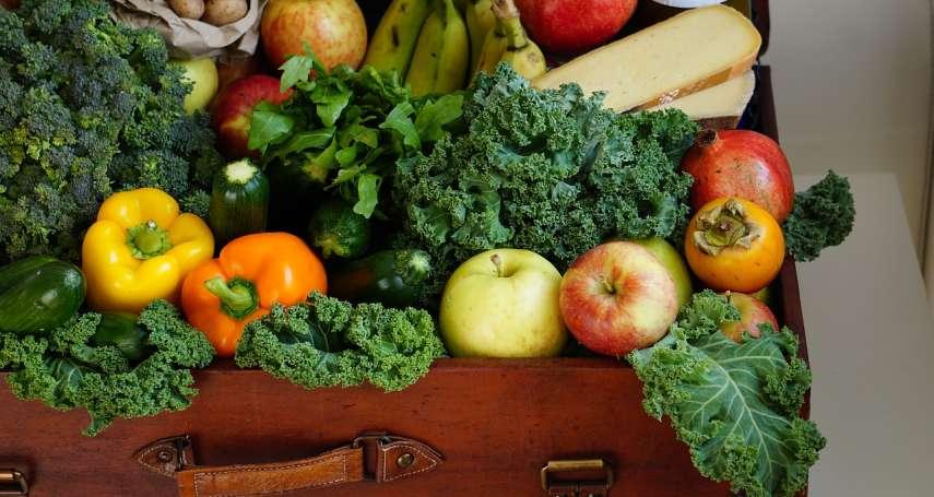 蔬果到底要怎麼洗,才不會把農藥吃下肚?專家教你簡單3步驟,徹底去除農藥殘留!