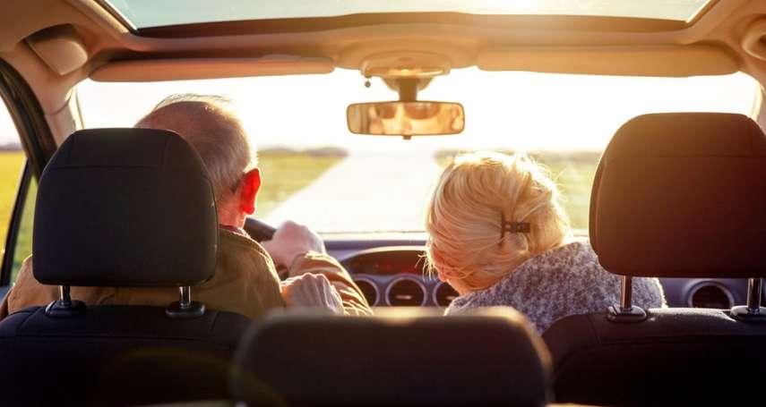 英國女王老公車禍後又上路:老司機能有多高齡?