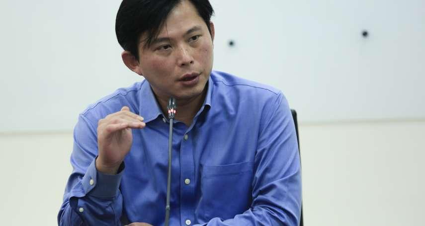 時代力量人事改選》黃國昌宣布不續任黨主席、不接黨團總召、不參選2020總統
