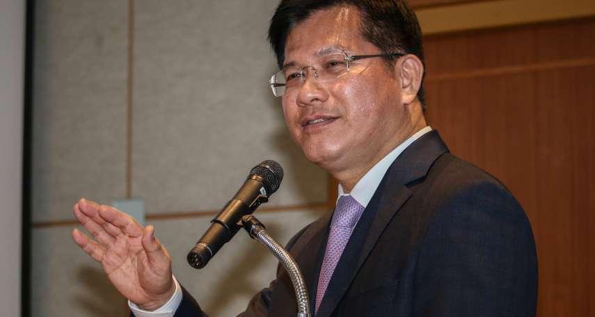 重申山手線要照程序來 林佳龍槓盧秀燕:我是台灣的交通部長