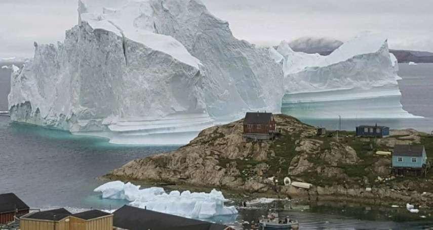海平面升高7公尺,全球沿海地區都將被淹沒!最新研究:格陵蘭融冰速度10年激增4倍,人類家園岌岌可危