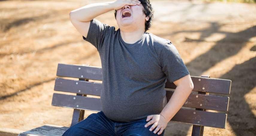 壓力肥纏身,「少吃多動」體重也降不下來!營養師教你補充6大營養素,紓壓才能健康瘦