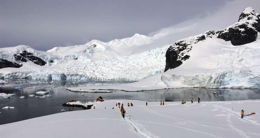 地球正在發燒》這片大陸史上最熱的一天!南極創18.3度高溫紀錄