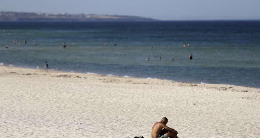 台灣冷吱吱,澳洲熱到爆!南澳奧古斯塔港測得南半球歷史最高溫:49.5度