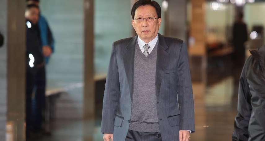 韓國瑜競選總部新人事 劉兆玄、郝龍斌與胡志強接榮譽副主委