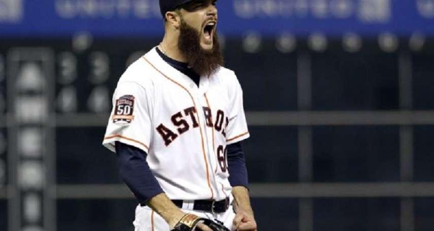 MLB》主力先發、外野仍在自由市場打轉 太空人老闆說話了!