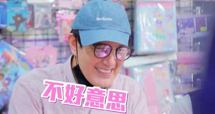馬英九「一日店員」影片爆紅 王偉忠是幕後推手