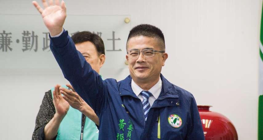 彰化立委補選》黃振彥拚動員,柯呈枋固鐵票,「輸贏在和美」