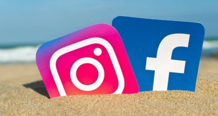 華爾街日報》Instagram危險啦!臉書帝國遭反壟斷調查,被拆分風險最大