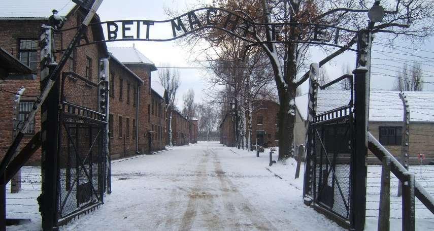 18歲以下全被送進毒氣室!奧斯威辛集中營倖存者憶當年:一個巴掌竟讓她撿回一命