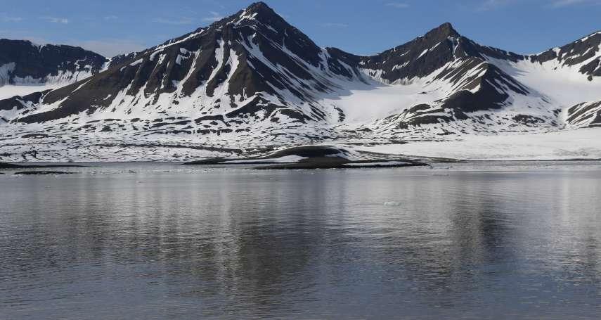 北極圈暖化速度是其他地方2倍!斯瓦巴群島正常氣溫5至8度 現在超過21度寫下史上最熱紀錄