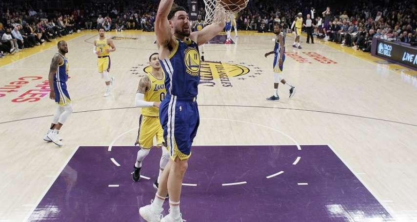 NBA》湖人交易戴維斯勢在必得 湯普森夏天可能跟進?