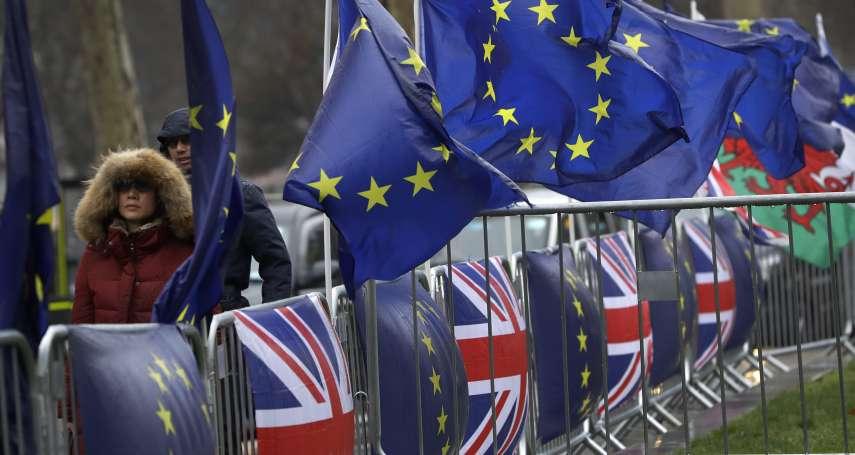 當無協議脫歐逼近,英國民眾該如何自處?業者:買個「脫歐避難包」吧!