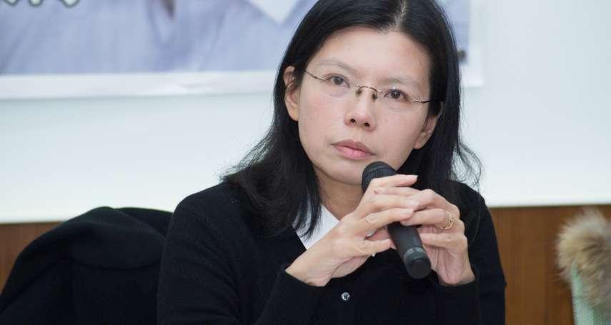 揭李明哲在獄中遭虐被控「妨礙罪犯思想改造」禁探監 李凈瑜:那就讓國際人權組織去探視!