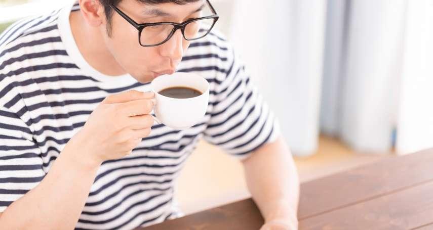 運動前喝黑咖啡,爆發力大提升!台師大最新研究:咖啡因對球類運動有這些幫助