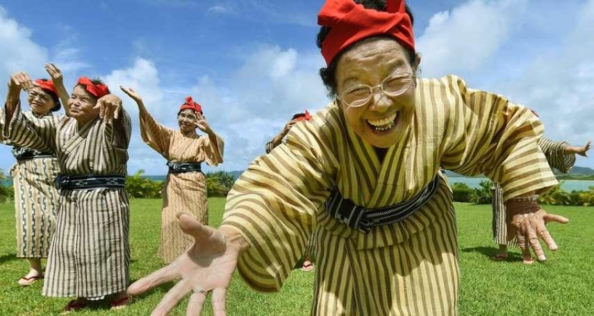 一般老人死前往往身染重病,沖繩老人卻大多無病無痛!專家揭沖繩人健康又長壽的秘密