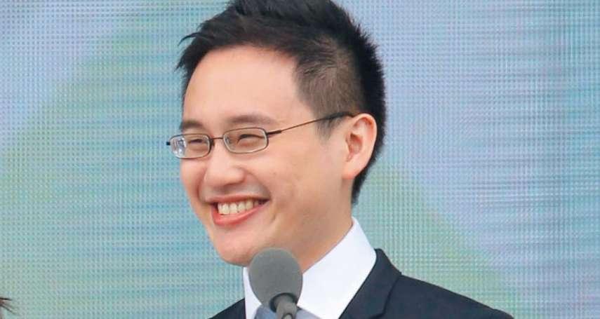 代表湧言會出戰 「口譯哥」趙怡翔宣布參選北市大安文山區議員
