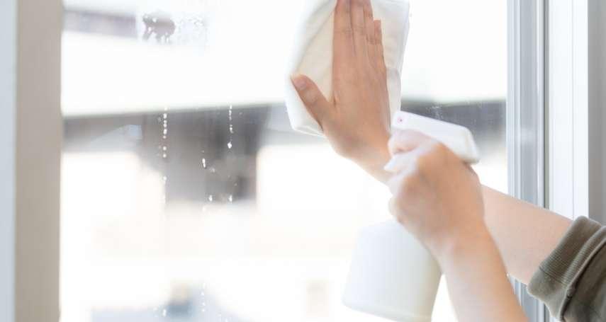 廚房頑強油垢好難清?家事達人公開大絕招,用橘子皮就能自製「超強清潔劑」!天然又清香