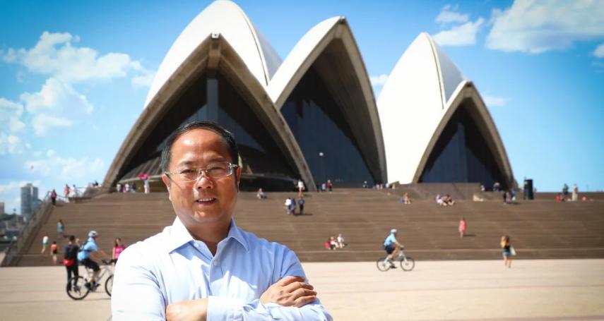 防止中國滲透?拒給公民身分還不夠 澳洲取消富商黃向墨永久居留權