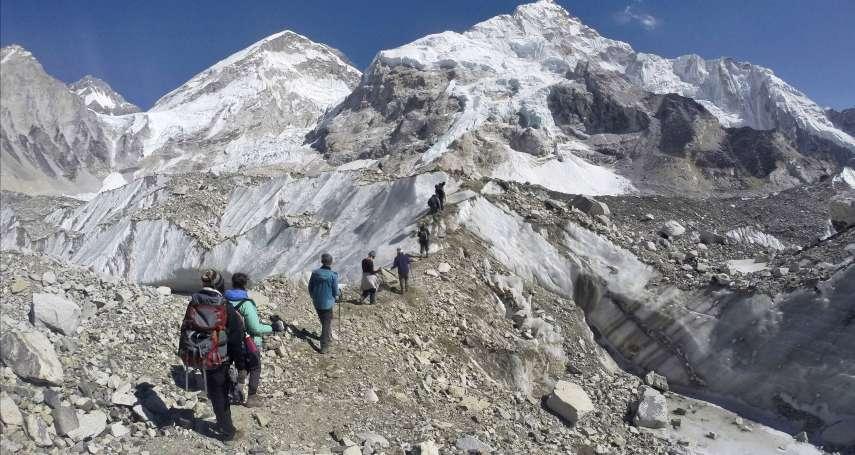 全世界最重要的水資源──喜馬拉雅冰川──本世紀末至少消失三分之一,19億人口生計將受衝擊!