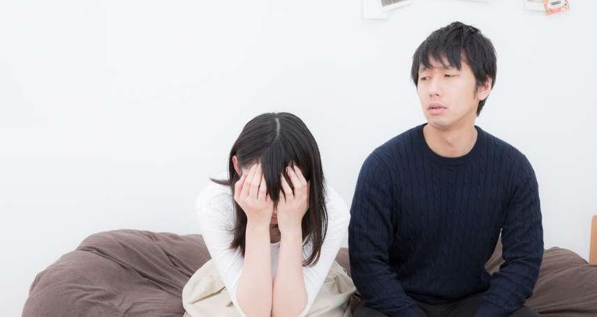 台灣離婚率亞洲排行第一!盤點婚姻中隱藏版3大殺手,比外遇更可怕的是形同陌路的生活