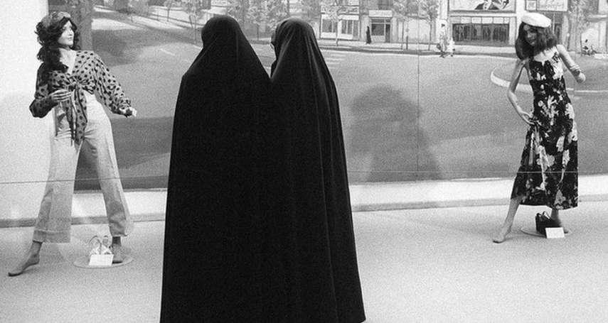 鏡頭下的伊朗女性:伊斯蘭革命帶給她們的黑色束縛