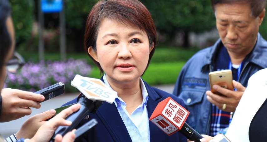 「民進黨『卡韓』不奇怪!」盧秀燕:我不選總統都被卡