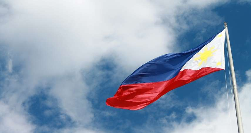糗!桃機廣告掛反菲律賓國旗變「戰爭中」 勞動部道歉:已下架
