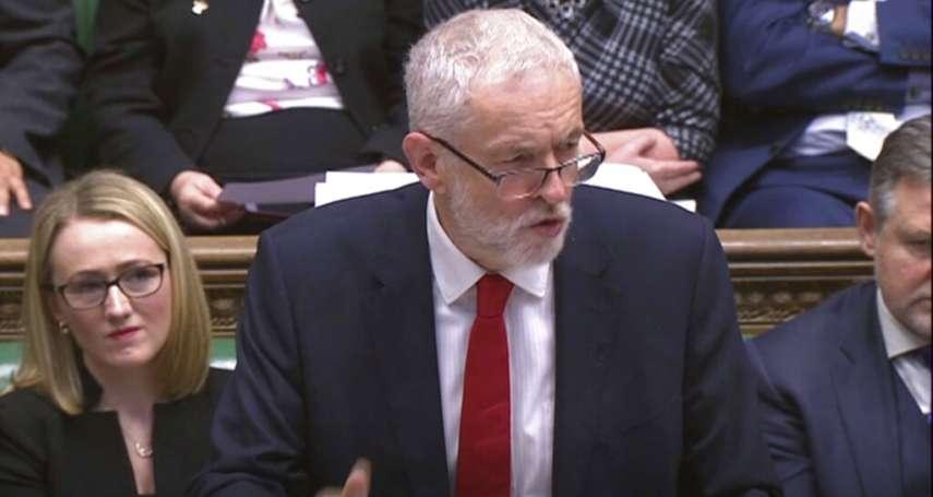 不談了!英國工黨退出脫歐談判,首相梅伊面臨前所未有壓力