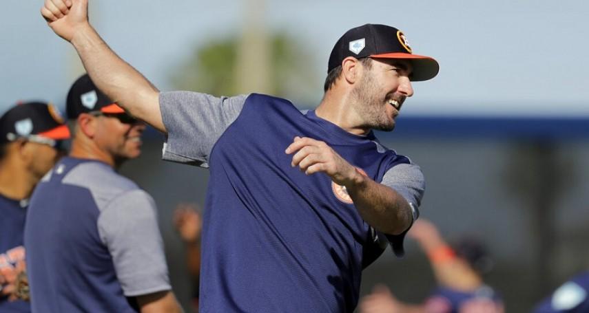MLB》虎王韋蘭德想一直投到45歲,今年是沙胖最後一季