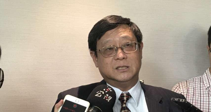 老車汰換政策惹民怨 新任環保署長張子敬:要淘汰的是「髒車」不是「老車」