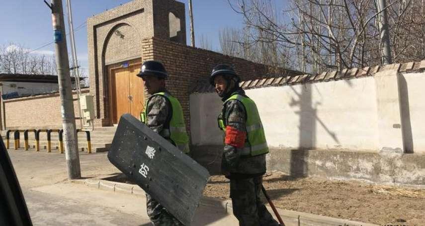 過去24小時去過哪,完全沒有隱私...臉部辨識結合大數據,250萬新疆居民難逃中國掌心
