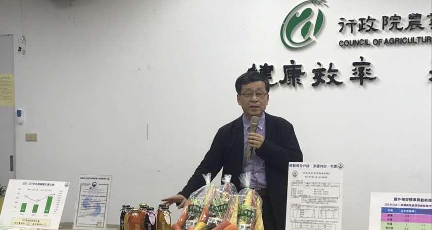 藥毒所藥物殘留實驗室受認證 農委會:芒果外銷韓國更順利