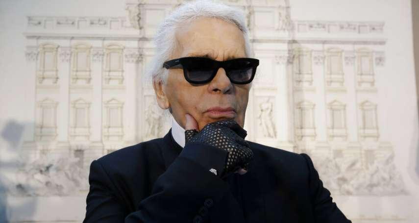 時尚界傳奇殞落》永別了「老佛爺」!香奈兒創意總監卡爾拉格斐85歲辭世